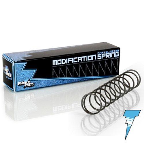 Blasterparts - Tuning-Feder passend für Nerf N-Strike Alpha Trooper CS-18 - Dartblaster Modding für Mehr Reichweite und Schnelle Darts - Blaster-Tuning & Zubehör