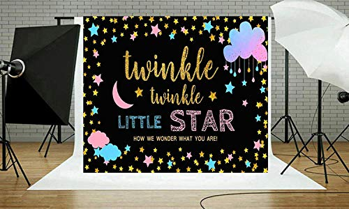 Canvasboom Portrait Photoshoot Background Studio Props Photoshoot Background Banner Newborn Baby Shower Twinkle Twinkle Little Star Backdrops Collapsible Background Photography Studio Props Curtain Bac From Amazon Daily Mail