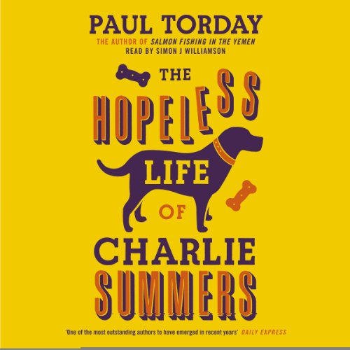The Hopeless Life of Charlie Summers audiobook cover art