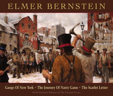 Gangs of New York / The Journey of Natty Gann / The Scarlet Letter