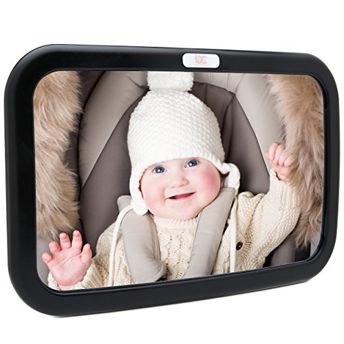 Baby Car Mirror, Car Seat Mirror, Safely Monitor Infant...