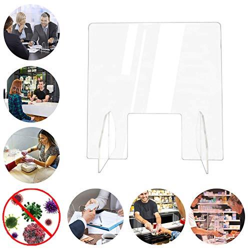 Niesen Schutzwand, niest Schutzhülle, Ladentheke, Büro Studie, Nagelsalon, Restaurant-Bar, verhindern Husten und Niesen,5mm