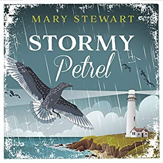 Stormy Petrel audiobook cover art