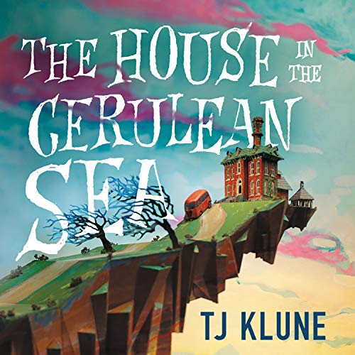 Couverture de The House in the Cerulean Sea