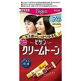 ホーユー ビゲン クリームトーン 7G (自然な黒褐色) 1剤40g+2剤40g [医薬部外品]