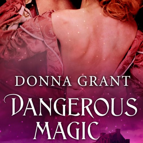 Dangerous Magic audiobook cover art
