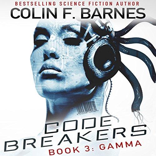 Code Breakers: Gamma audiobook cover art