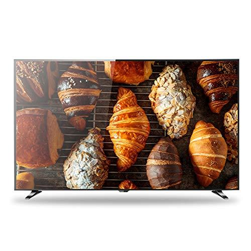 42/50/55/60 Pulgadas Ultra HD LED Televisión Smart Android TV, WiFi USB HDMI DVI AV VGA Incorporado Televisión HDR IPS Estéreo Sonido Envolvente Smart TV