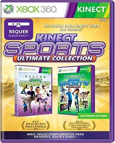 Jogo Kinect Sports Ultimate - Xbox 360 Mídia Física Usado