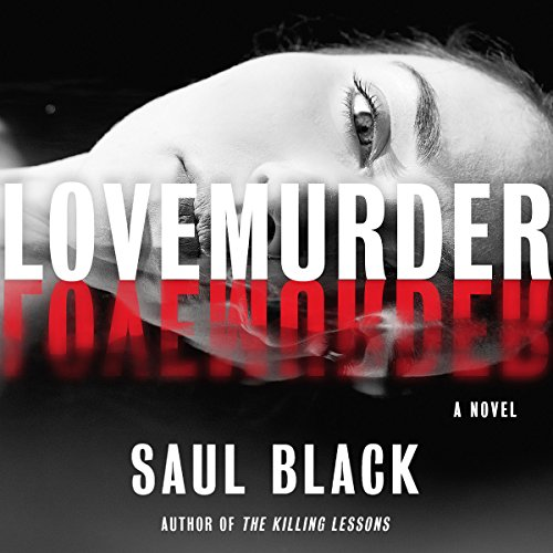 LoveMurder audiobook cover art