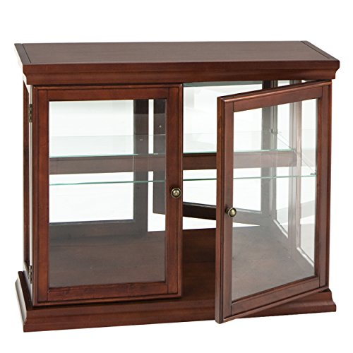 Living Room Furniture Curio Cabinets - 4