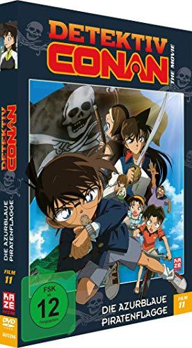 Detektiv Conan: Die azurblaue Piratenflagge - 11.Film - [DVD]