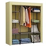 Homebi Clothes Closet Portable Wardrobe Durable Clothes...