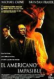 El Americano Impasible (The Quiet American) Phillip Noyce.(Audio in inglese e spagnolo).