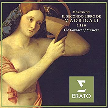 Monteverdi - Madrigals, Book 2