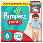 pampers pants 6