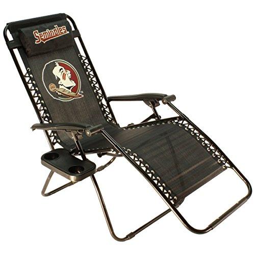 College Covers Florida State Seminoles Zero Gravity Chair