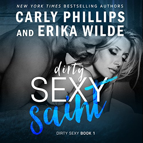 Dirty Sexy Saint audiobook cover art