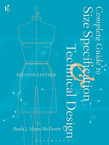 Complete Guide to Size Specification and Technical Design