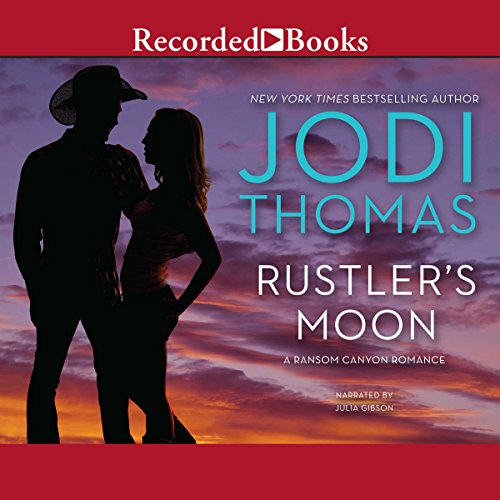 Rustler's Moon audiobook cover art
