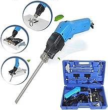 Electric Foam Cutter Knife Sponge Peral Foam Cutting Tool Groove Slotting Air-cooling Hot Heat Cutter Kit Blades