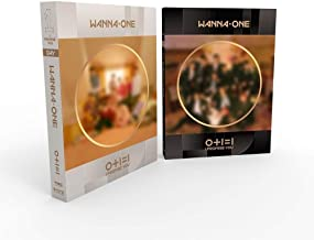 YMC Entertainment WANNA ONE - 0+1=1 I PROMISE YOU (2nd Mini Album) [Day+Night ver. SET] 2CD+Photobook+Photocard+Mirror Card+Tazo+2Folded Poster