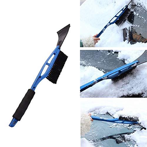 Pamura - Ice Master - Eiskratzer Auto - Eisschaber - Car Accessories - Scheibenkratzer Auto - Magischer Schnee und Eiskratzer - Schneebesen Auto - Auto Zubehör Stück 1 Stück