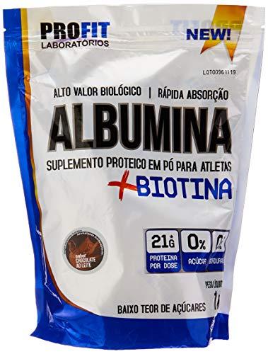 Albumina 1 Kg - Chocolate, Profit