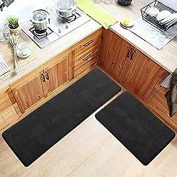 LEEVAN Memory Foam Kitchen Comfort Mat
