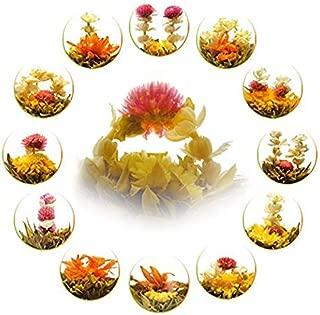 blooming flower tea wholesale