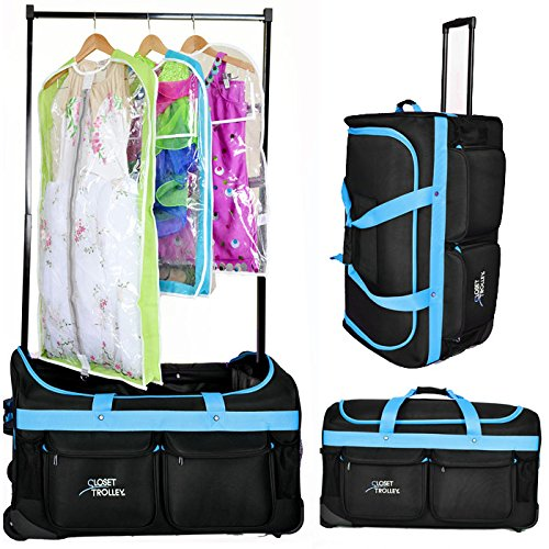 ac4b067e4e37 Dance Bags with Garment Rack  Amazon.com