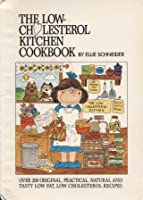 Low Cholesterol Kitchen Cookbook 0897163214 Book Cover