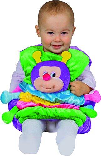 Ciao - Coccinella Costume Baby Saccottini, 6-18 Mesi