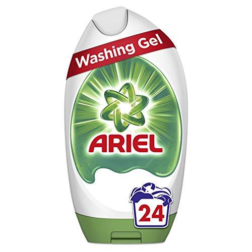 Ariel Waschmittel Gel regelmäßigen 24Dosen 888ml