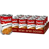 Campbell'sCondensed Bean with Bacon Soup, 11.25 Ounce (Pack of 12) (Packaging May Vary)