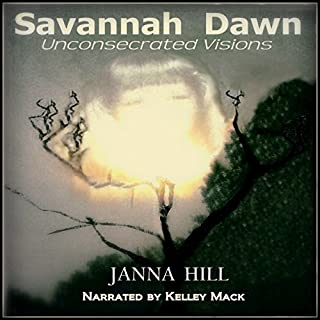 Savannah Dawn audiobook cover art