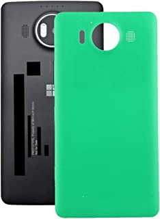 Battery case Jrc Battery Back Cover for Microsoft Lumia 950 (Black) Mobile phone accessories (Color : Green)