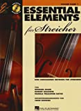 Essential Elements für Streicher, Violine, m. Audio-CD