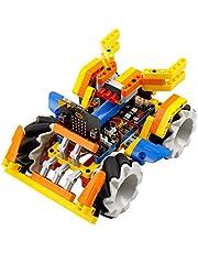 Yahboom メカナムホィール ロボットカー omni:bit(micro:bit無し)
