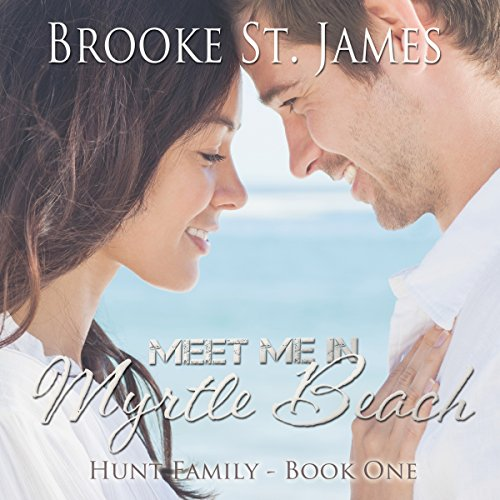 Meet Me in Myrtle Beach audiobook cover art