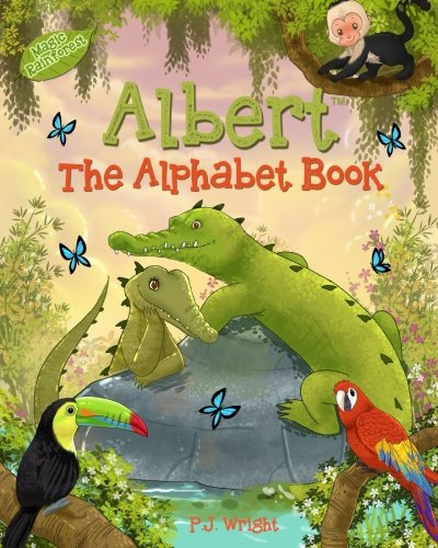 Albert The Alphabet Book