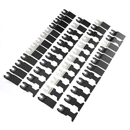 Hojas de sierra, herramienta universal de carpintero multifunción de acero con alto...