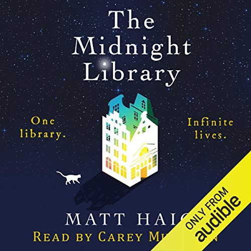 The Midnight Library Audiobook By Matt Haig cover art