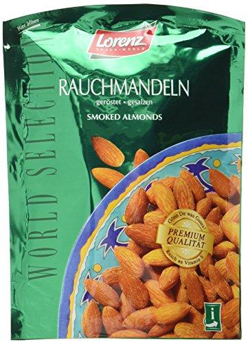 Lorenz Snack World Rauch-Mandeln, 2er Pack (2 x 100 g)