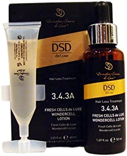 DSD Simone De Luxe Fresh Cells De Luxe Wondercell Hair Loss Lotion 2.03oz