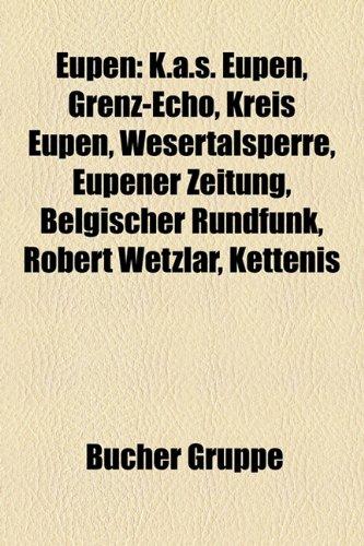 Eupen: K.a.S. Eupen, Grenz-Echo, Kreis E