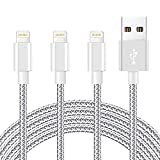 iPhone Charger [MFi Certified] 3Pack 10 FT Charging...