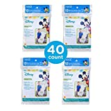 Disney Mickey Mouse Potty Topper (Pack of 40)
