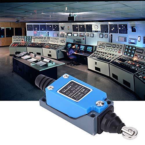 Interruptor de límite de Rodillo, práctico y Conveniente Interruptor de límite, para fábrica de componentes electrónicos, Uso Profesional, propósito General