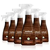 Product Image of the Method Wood Polish, 14 oz, Almond, Pack of 6